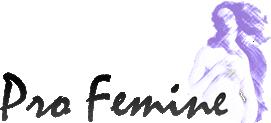 Pro femine Logo